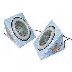 Pyramid Foldable Speakers
