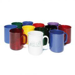Spectrum Acrylic Mug (solid colours)