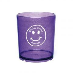 Tumbler Acrylic Mug (translucent)
