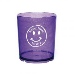 Tumbler Acrylic Mug (glitter)