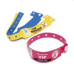 Snap Wristbands