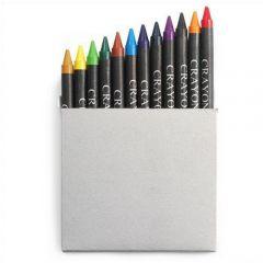 Crayon Set In Card Box