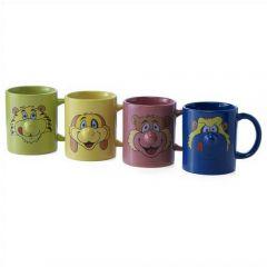 Ceramic Animal Design Mug