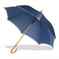 Umbrella With Reflective Border