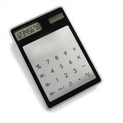 Touch Screen Solar Calculator.