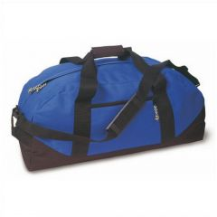 Sports Travel Bag With Zipped Pocket