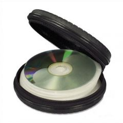 Wheel CD Holder