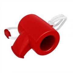 Whistle Shaped Mini Plastic Horn