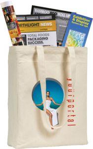 Ashburton 10oz Cotton Canvas Tote Bag