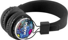 Pulse Bluetooth Headphones with EVA Travel Case