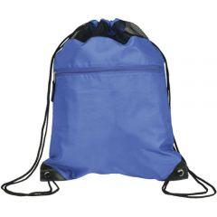 Swanley Kangaroo Drawstring Bag - Blue