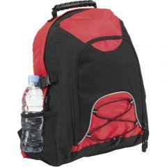 hadlow backpack black/red