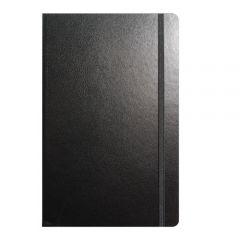 balacron medium notebook black