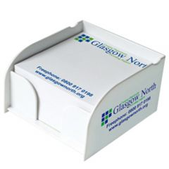 Paper Block And Compact Holder