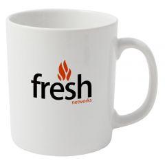 cambridge mug white