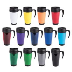 colour thermo mugs group