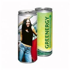 Sports Drink Can