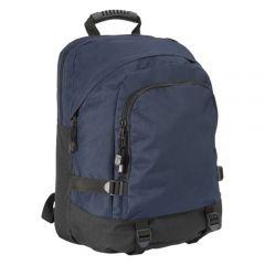 faversham laptop backpack - blue