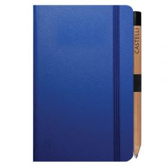 matra pocket notebook china blue