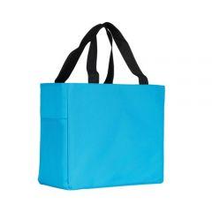 maxton exhibition bag bright blue upright