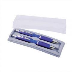 Curvy Pen and Pencil Set