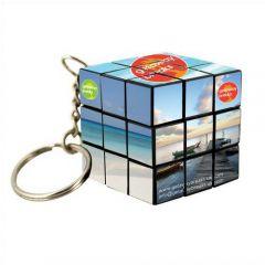 Rubik's Keychain